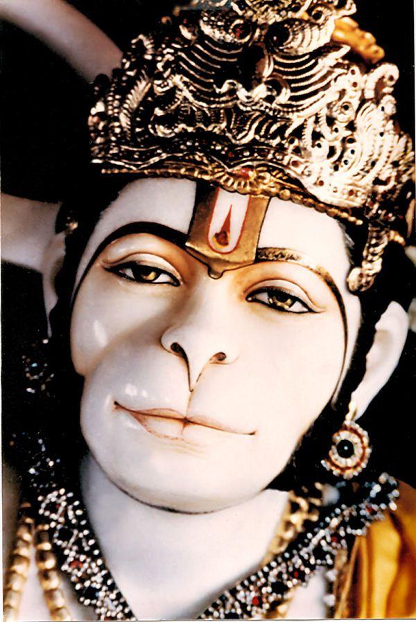 Hanuman. Ramayana hero. Year 8