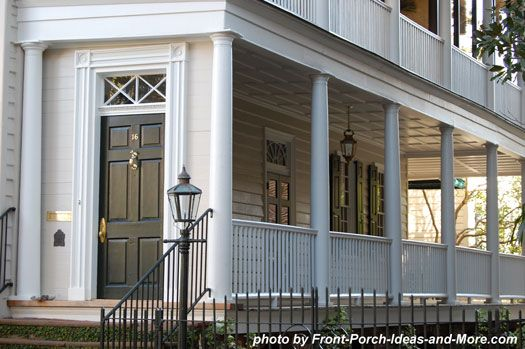 Best 25 side porch ideas on pinterest porch country for Charleston style house plans side porch