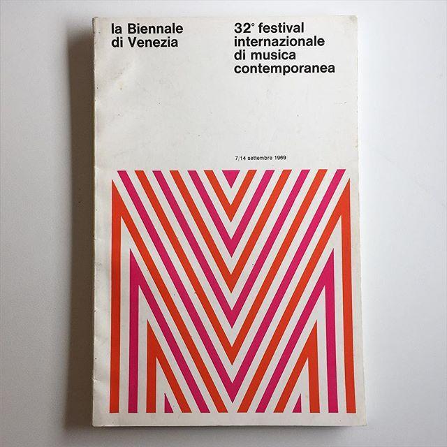 Salvatore Gregorietti/Unimark Milan, 1969.