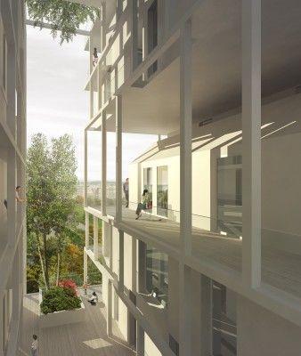 les 25 meilleures id es concernant architecte dplg sur pinterest dplg logement et logement paris. Black Bedroom Furniture Sets. Home Design Ideas