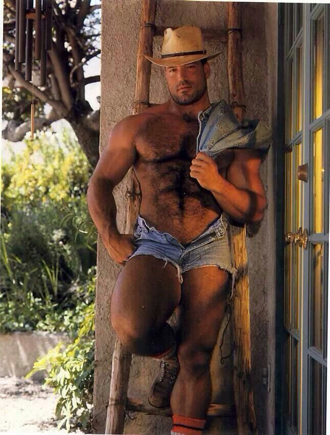 Gay cowboy sex hairy dick two dudes have