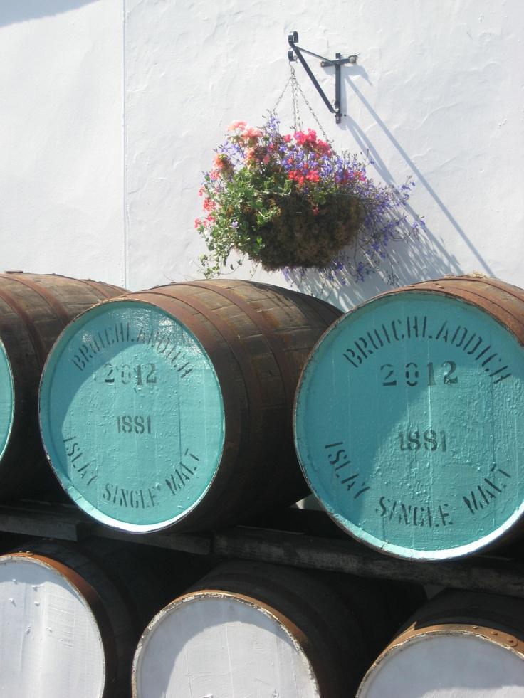 Bruichladdich Distillery, Isle of Islay