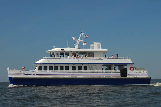 ferry to Bald Head Island