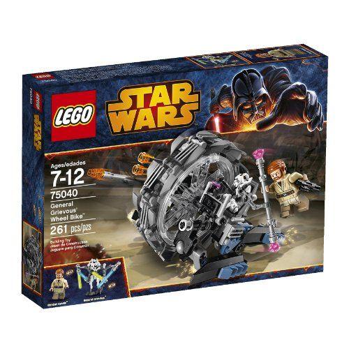 LEGO Star Wars General Grievous Wheel Bike  - http://www.kidsdimension.com/lego-star-wars-general-grievous-wheel-bike/