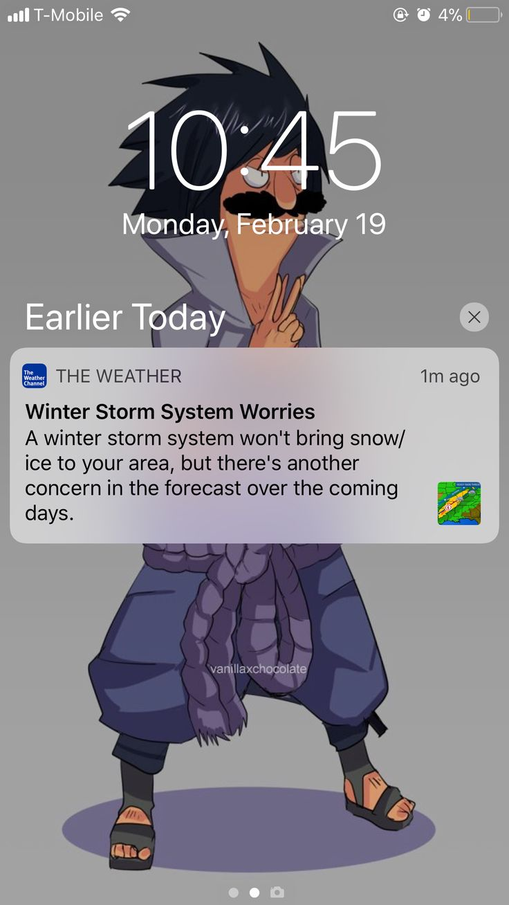Click bait weather alerts