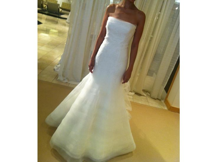 used dress vera wang wedding womens
