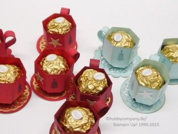 1000 images about paper mugs papier tassen on pinterest - Bastelideen nikolaus ...