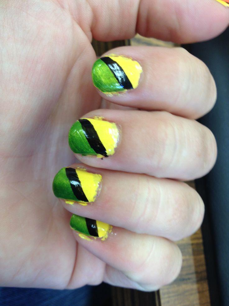 16 best John Deere Nails images on Pinterest | John deere nails ...