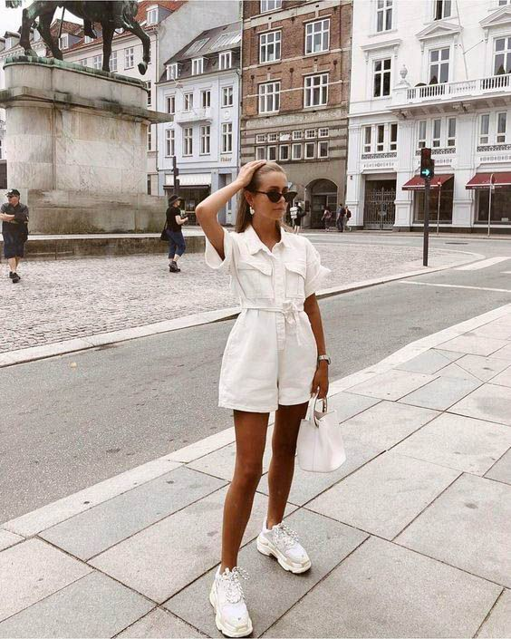 Sommer Street Style Fashion / Fashion Week #fashionweek #fashion #womensfashion