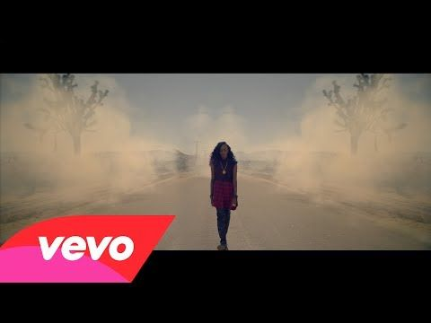 """ANGEL HAZE SHARES VIDEO FOR 'BATTLE CRY' FT SIA: """"MY VIDEO. MY LIFE. HOPE IT SHINES A LIGHT"""""""