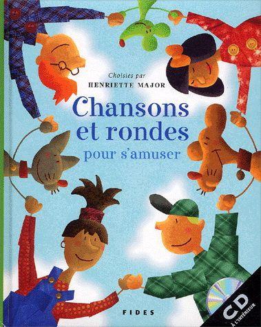 Les rondes, canons, chansons mimées, chansons pour jouer et pour rire qui composent ce recueil évoquent les cours d'école et les terrains de jeux, le charme et la magie de l'enfance. « Nous n'irons plus au bois », « Savez-vous planter les choux ? », « Sur le pont d'Avignon », autant de chansons traditionnelles que les grands redécouvrent avec émotion et qui exercent toujours, auprès des jeunes générations, ce pouvoir d'enchanter et d'amuser.En voie de devenir des classiques de la littérature…