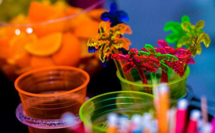 Festa infantil com o tema de discoteca néon no 'Fazendo a Festa' - Fazendo a Festa - Programas - GNT