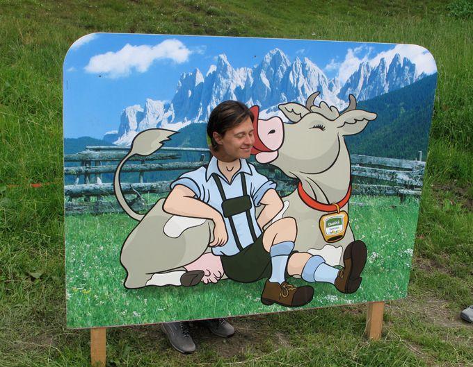 Federazione Latterie Alto Adige, settore lattiero-caseario -   freistil - sylvia hohenegger