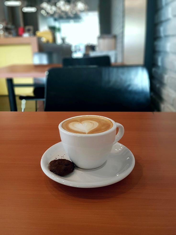 """""""Cappuccino"""", Trelatte Coffee & Soul, Jakarta"""