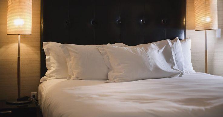 El tamaño de una cabecera para camas king-size