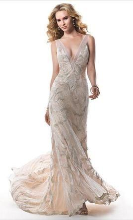 Maggie Sottero Gianna 1400 Size 4