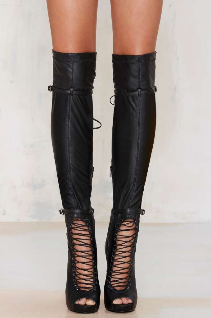 135 best Over the Knee (OTK) Boots images on Pinterest