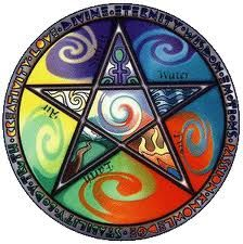 What is the difference between Paganism/Wicca? The difference between Paganism/Wicca is Paganism is an umbrella term. Paganism is used to describe any religions outside of Christianity, Judaism, or Judeo-Christian. Wicca is a form of Paganism, meaning it is a religion that falls under it. Paganism describes a number of religions, such as: Wicca, Taoism, Satanism, Buddhism, Sikhism, etc. Wicca is just one particular religion that falls under this umbrella term.