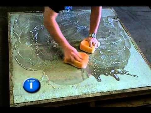 Kemiko System Application: Step 1 - Floor Preparation