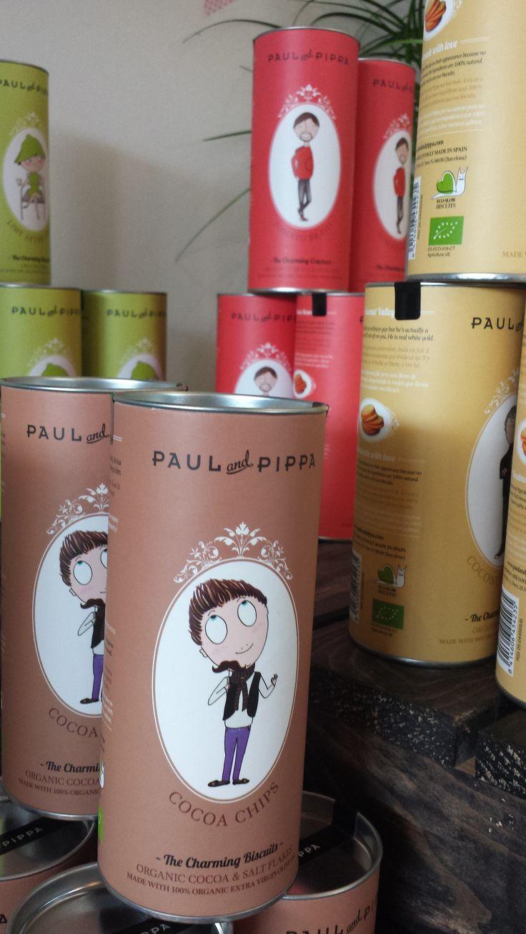 Paul&Pipa Spaanse koekjes! Lekkerrrr