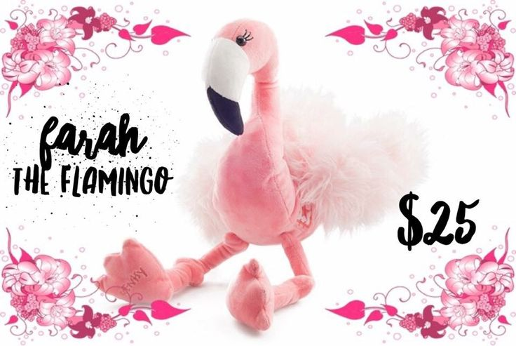 Farah the Flamingo is here !! #scentsy #scentsybuddy #flamingo   https://kenzimills.scentsy.us/shop/c/3929/scentsy-buddies