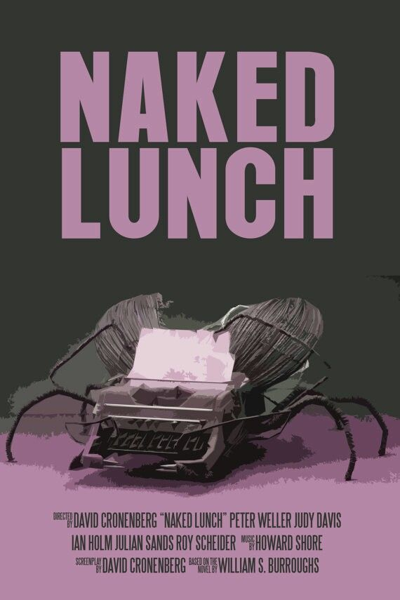 Naked lunch themes
