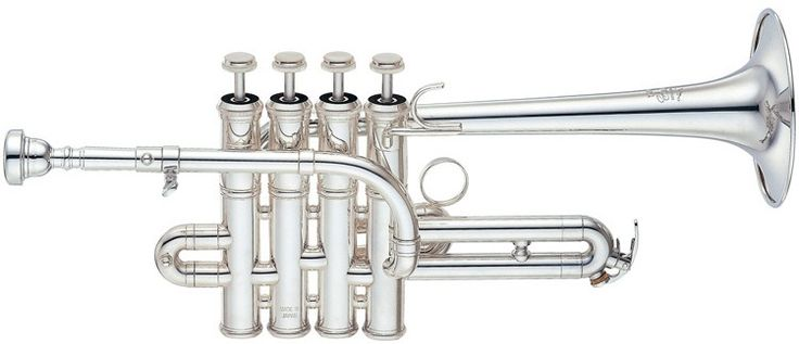 Image of Bach Model C180L239 Stradivarius C Trumpet, Clear Lacquer
