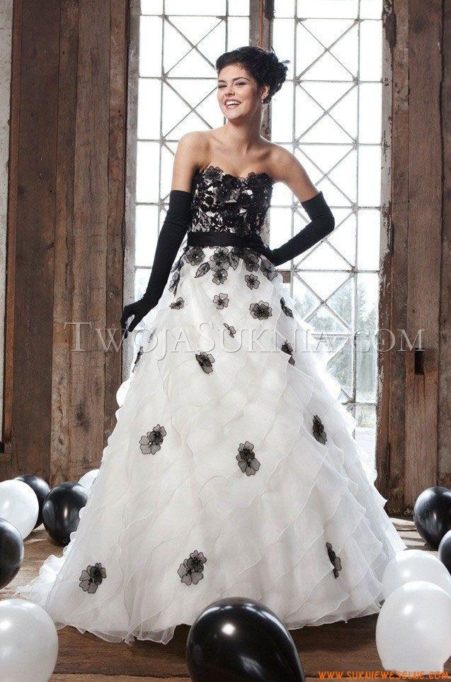 Suknia ślubna Sincerity 3716 Spring 2013