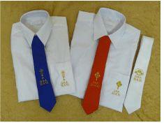 last date to order is 13th june 2018 personalised shirt tie set