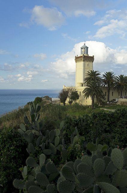 Tánger Cabo Espartel, Marruecos