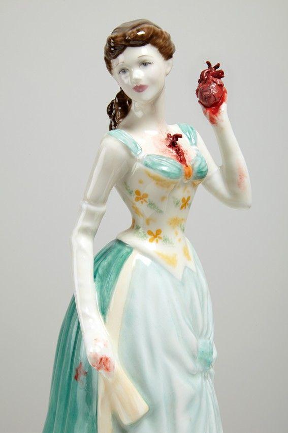 Jessica Harrison: Eleanor Ceramic Sculpture