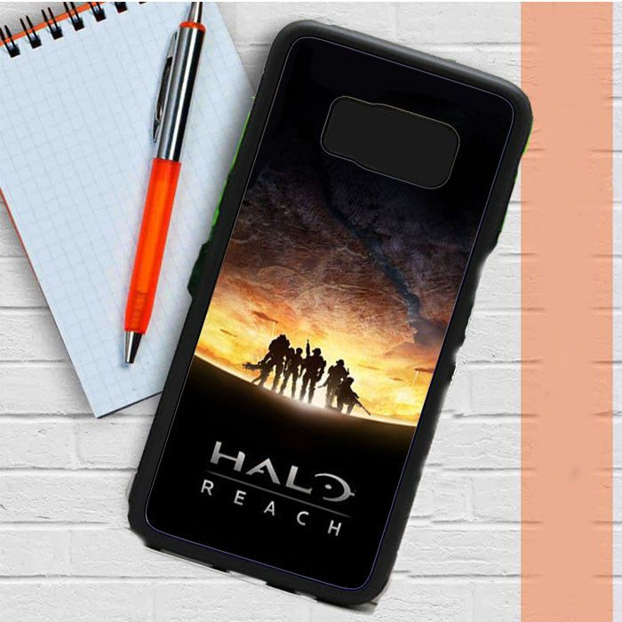 Halo Reach Game Samsung Galaxy S8 Case Dewantary