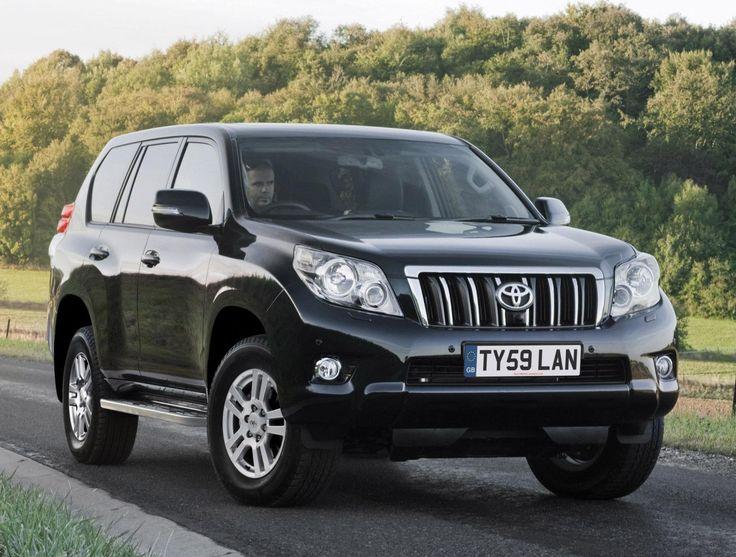 Land Cruiser Prado 150 Toyota lease - http://autotras.com