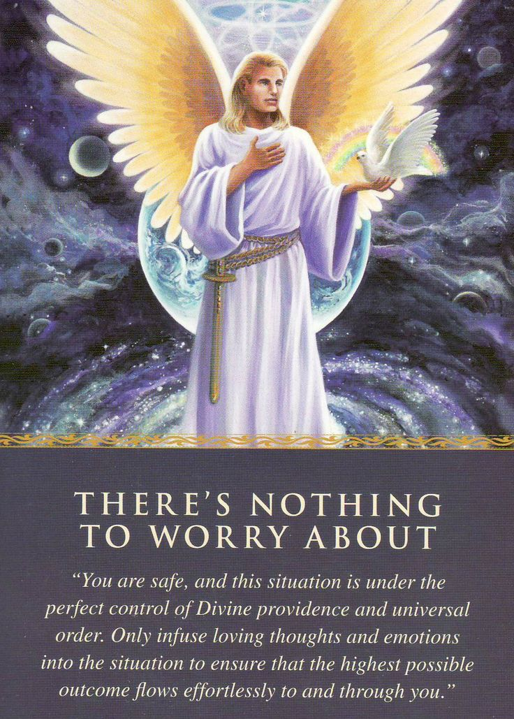 Checking in with the angels angel cards angel tarot