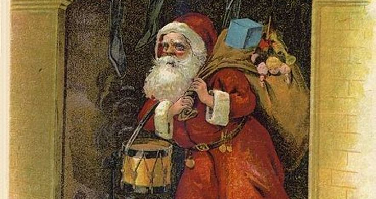 Along with the nativity story, a large, white bearded man in a red suit is probably the most readily associated image with Christmas. Whether called Santa Claus, Father Christmas or Saint Nicholas, the idea of a gift giving, sleigh riding, reindeer owning man climbing down chimneys is one which encapsulates the romance of Christmas, especially …