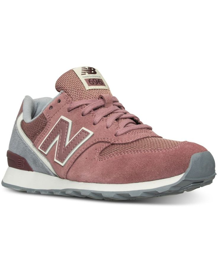 new balance 696 rosa