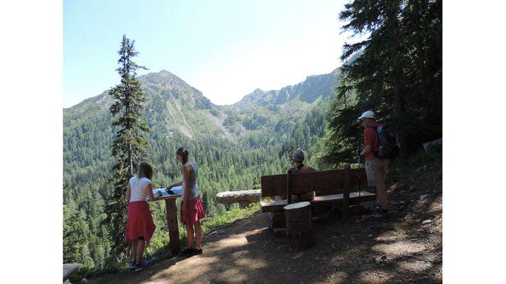 Summer snow trail : Schladming-Dachstein