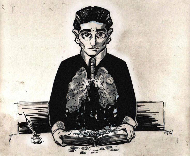 LA BOHEMIA: NARRATIVA - UNA HOJA VIEJA de Franz Kafka