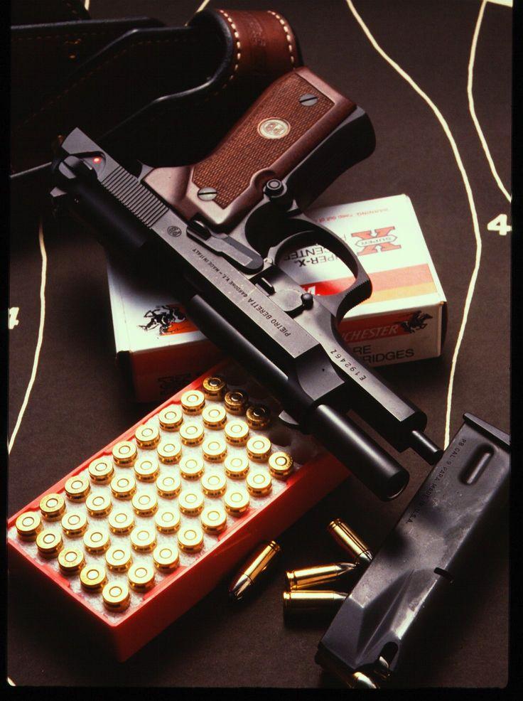 Beretta92F for Arizona Shooters world