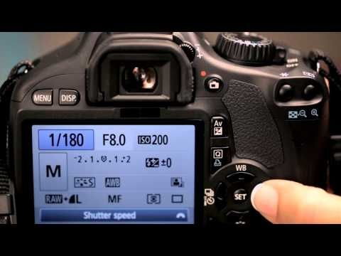 This tutorial series on the Canon 550D (Rebel T2i) rocks my socks off!