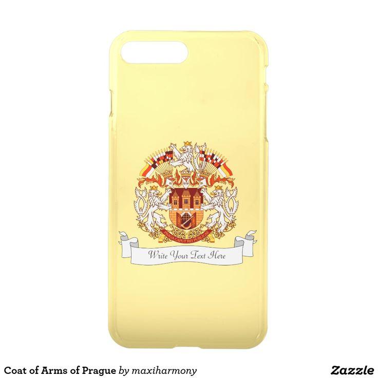 Coat of Arms of Prague iPhone 7 Plus Case