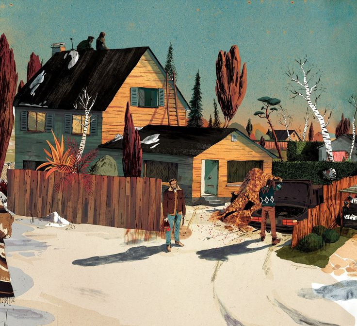 Truly Inspirational Illustrations by Anton Van hertbruggen