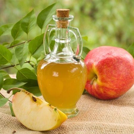 Benefits of Apple Cider Vinegar #vegan #organic #skin #beautytips