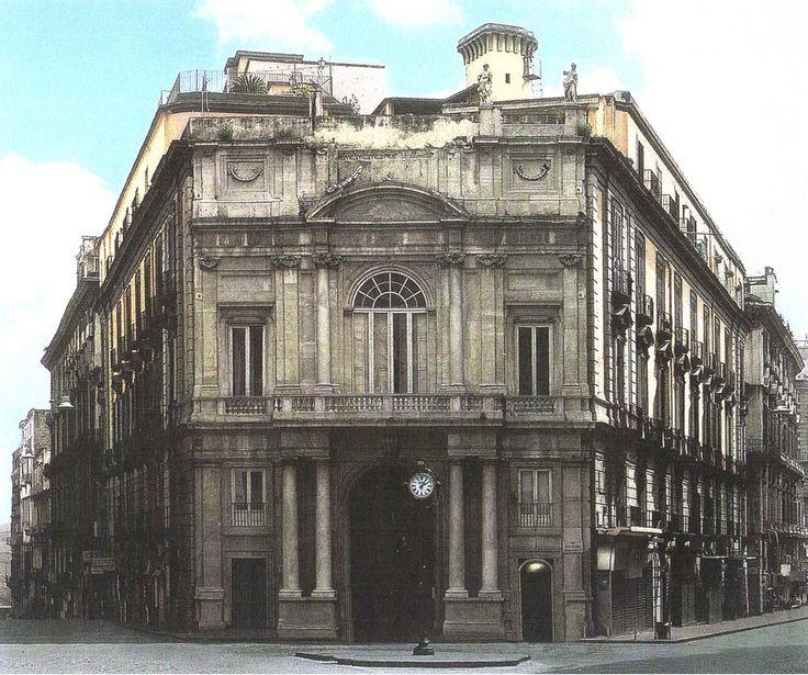 Comunicato Stampa: Napoli: Palazzo Doria D'angri la storica dimora affrescata ideale come prestigiosa e versatile location