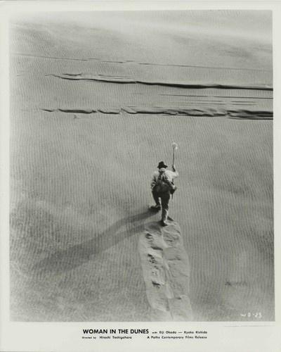 Woman In The Dunes (1964), Hiroshi Teshigahara.