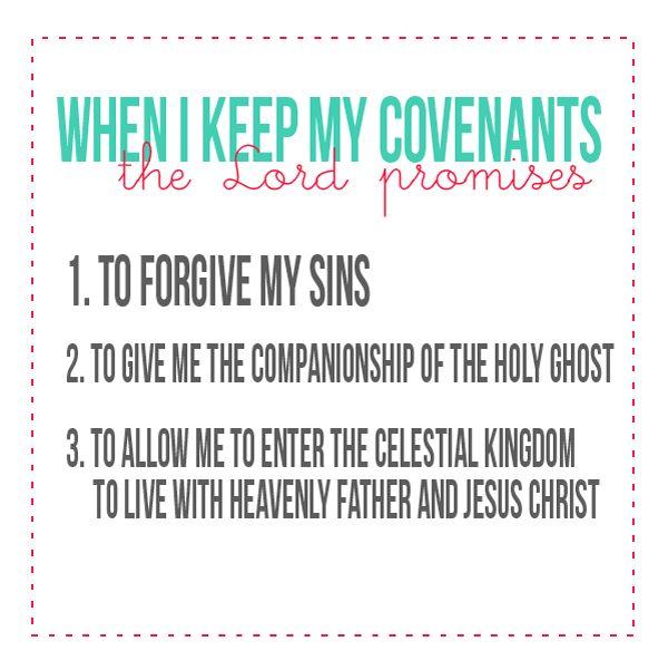25+ Best Ideas About Baptismal Covenants On Pinterest