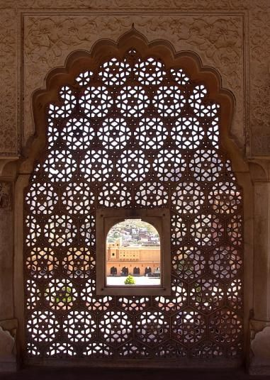 ॐ Amer Fort and Hindu Palace, Rajasthan, India 卐                                                                                                                                                      Más