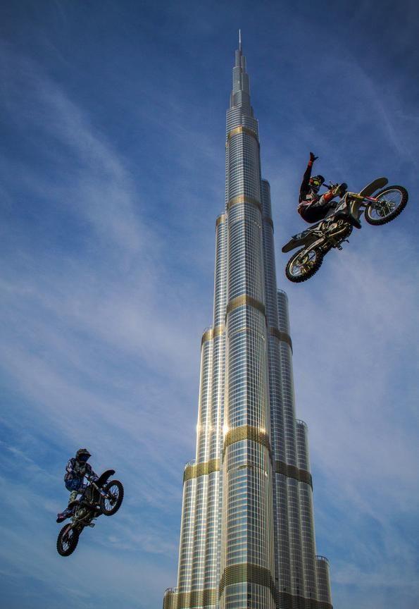 Dubai extreme sports