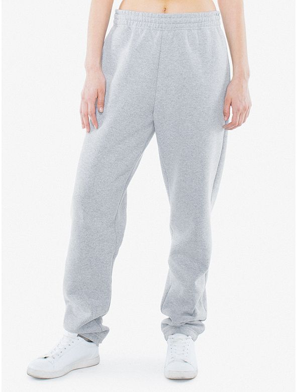 American Apparel Mens Mason Fleece Gym Pant