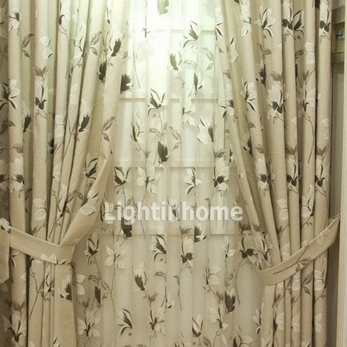 22 Best Images About Double Curtains On Pinterest The
